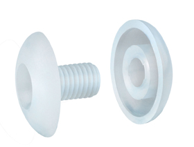 Rivet Fastener with Hole